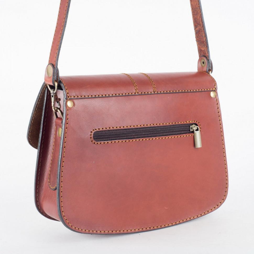 купить женскую сумку из шорно седельной кожи